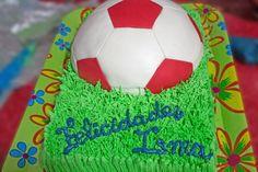 Kericocom: Balon de Futbol Sponge Cake y Chocolate