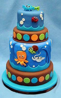 Undersea Cake