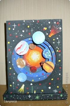 Captivating Outer Space Crafts for Kids that Are Truly Engaging Preschool Science Activities, Science For Kids, Science Projects, Preschool Crafts, School Projects, Activities For Kids, Space Activities, Outer Space Crafts For Kids, Paper Crafts For Kids