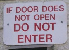 Dumb Signs | Stupid signs | Funny signs
