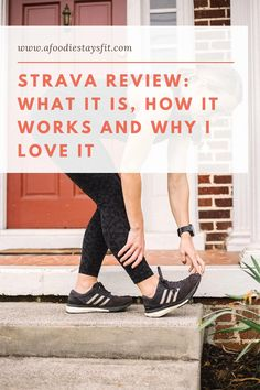Want to know the best apps for beginner runners that you can monitor your performance and even prevent serious injuries. It's Strava! Strava is a free app that you can use to track your outdoor and online workouts, so you can get better and better each day. So if you love running or even want to start running, check out my Strava review on the blog for runners. | #fitness #runners #runningtips Best Running Shoes, Running Gear, Running Workouts, Fun Workouts, Marathon Tips, Half Marathon Training, How To Start Running, How To Run Faster, Track My Run