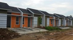 Perumah Strategis di Barat Jakarta Unit Subsidi dan Komersil Desain Mini...
