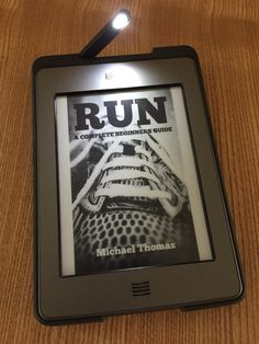 Kindle Touch with Lighted Leather Cover