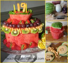 Kindergarten Parents: Here is a great alternative to the traditional classroom birthday cake!