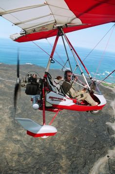 Light Sport Aircraft Flight on the Big Island