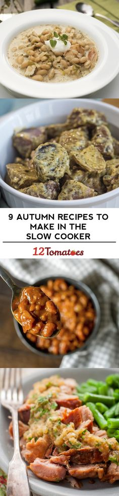 9 slow cooker recipes to make this fall!