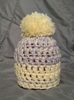 Newborn hat by KitandaKreations on Etsy