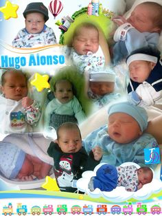 Afiche recién Nacido
