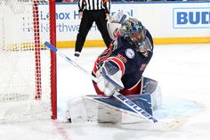 NEW YORK, NY - DECEMBER 03: Henrik Lundqvist #30 of the New York Rangers tends the net against the Carolina Hurricanes at Madison Square Garden on December 3, 2016 in New York City. (Photo by Jared Silber/NHLI via Getty Images)