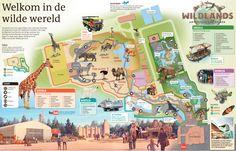 WILDLANDS Adventure Zoo in Emmen - Themepark.nl