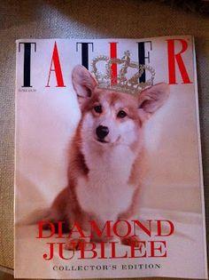 Diamond Jubilee Tatler
