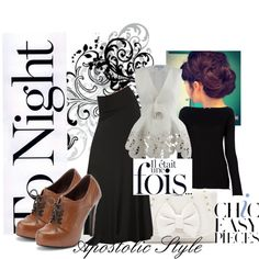 """""""Once Upon A Time;Il Etait Une Fois; Apostolic Style"""" by emmyholloway on Polyvore"""