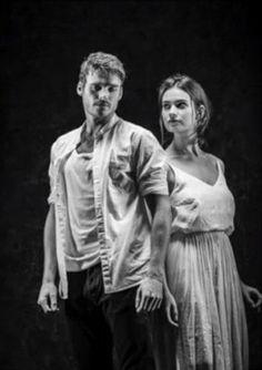 #RichardMadden_and_LilyJames #Romeo_,and_Juliet_2016
