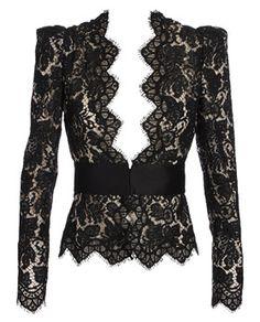 Stella McCartney lace jacket...