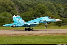 Russian Air Force Sukhoi Su-34 (Su-32FN)  47