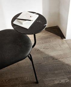 Afteroom updates collection of tubular steel furniture for Menu