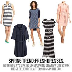 jillgg's good life (for less) | a style blog: spring trends 2014: fresh dresses!
