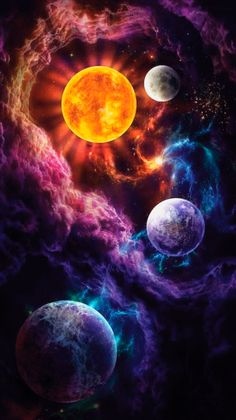Wallpaper of galaxies and nebulas – Galaxy Art Planets Wallpaper, Wallpaper Space, Cute Wallpaper Backgrounds, Pretty Wallpapers, Blog Wallpaper, Trendy Wallpaper, Nebula Wallpaper, Wallpaper Ideas, Phone Wallpapers