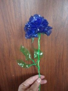 plastic bottles recycling ideas | recycling ideas and tutorial : roses from plastic bottles | make ...