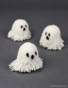 Le Frufrù: Pom Pom per Halloween