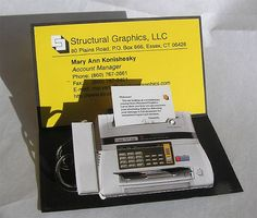 Structural Graphics Business Card