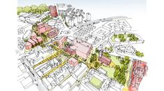 University of Sheffield masterplan