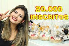 20.000 inscritos  | Presente para leitoras | Vou trabalhar só com blog e...