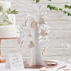Wishing Tree Guest Book - New In - Party Supplies