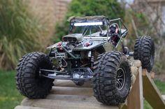 Remote Control Cars, Radio Control, Quad, Rc Rock Crawler, Rc Cars And Trucks, Trophy Truck, Rc Autos, Rc Hobbies, Buggy