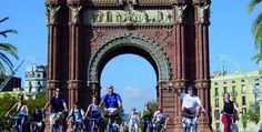 Fat Tire Bike Tours » Barcelona  $63 or 48 Euro