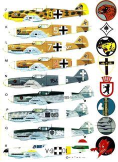 Bf109F Friedrich