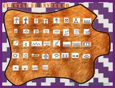 INFANTIL de GRACIA: COMO SE COMUNICABAN LOS INDIOS,CUENTAS DE INVIERNO... Social Studies, Ideas Para, Native American, Periodic Table, Education, History, Diy, Animals, War