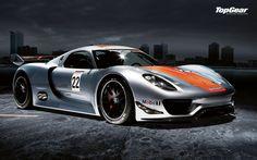Porsche 918 Check out THESE Porsches! --> http://germancars.everythingaboutgermany.com/PORSCHE/Porsche.html