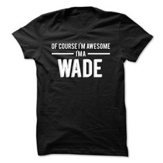 Cool It's an WADE thing you wouldn't understand! Cool T-Shirts
