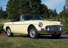 This 1967 MGB Roadster has been with its enthusiast seller for 19 years who has performed several tasteful performance upgrades and enjoyed the car on many rallies and events. Always garaged and maintained to a meticulous standard, the car benefits from a full rebuild of its original motor.
