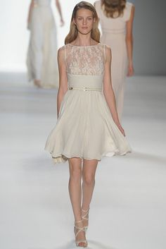 Fall in Love with Elie Saab, Spring 2012 RTW | OneWed