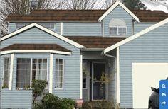 Best 12 Best Deciding House Roof And Paint Colors Images 400 x 300