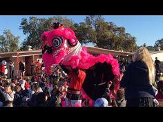 🗽Праздник в школе в предверии Китайского Нового года ✔ YouTube США Сан Д...