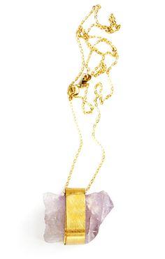amethyst #necklace