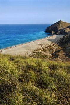 Playa de los Muertos.Almeria