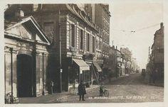 Maisons-Laffitte  - Rue de Paris  https://fr.pinterest.com/zip0395/maisons-laffitte