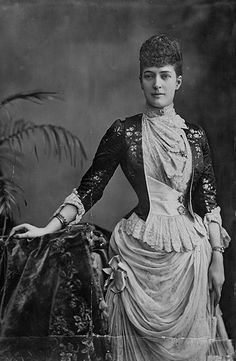 Queen Alexandra (spouse of King Edward VII)
