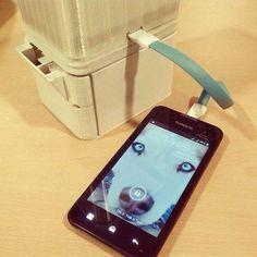 Invento: Lámpara y cargador usb que funciona con agua y sal
