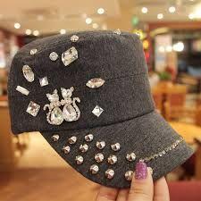 b1741d3d26d69 164 mejores imágenes de gorras decoradas en 2019