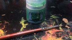 This tutorial will show you how to use Liquid Green Stuff to fill in gaps on…