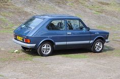 Fiat 127 Palio. This was my second car. Loved her. MOY 205V