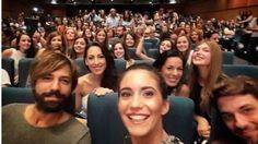«Μπρούσκο»: Που είδαν και πως γιόρτασαν την πρεμιέρα οι πρωταγωνιστές; (φωτο) Pos