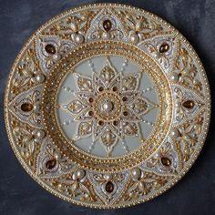 1 million+ Stunning Free Images to Use Anywhere Mandala Art, Mehndi Decor, Puffy Paint, Art Decor, Decoration, Plate Art, Rangoli Designs, Henna Designs, Russian Art