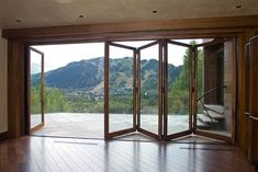 Pocket Sliding Glass Doors
