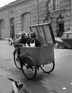 Un enchantement simple, 1950s. Robert Doisneau